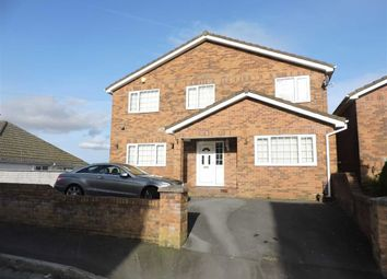 Thumbnail 6 bedroom detached house for sale in Francis Road, Morriston, Swansea
