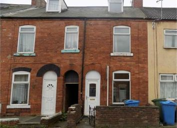 Thumbnail 3 bed terraced house for sale in Clinton Street, Worksop, Nottinghamshire