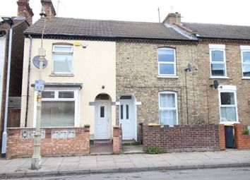 Thumbnail 3 bedroom terraced house to rent in Edward Road, Bedford
