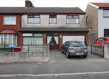 Thumbnail 4 bed property for sale in Foxdale Avenue, Blackpool