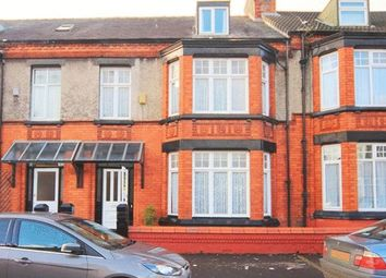 Thumbnail 5 bedroom terraced house for sale in Elm Hall Drive, Mossley Hill, Liverpool