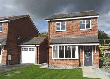 Thumbnail 3 bed detached house for sale in Plot 32, Meadowdale, Barley Meadows, Llanymynech, Shropshire