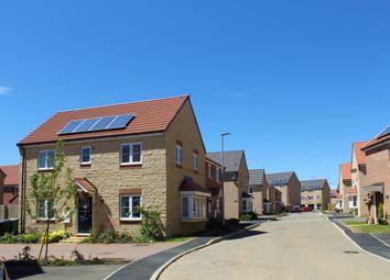 Thumbnail 3 bedroom link-detached house for sale in Barleythorpe Road, Oakham, Rutland