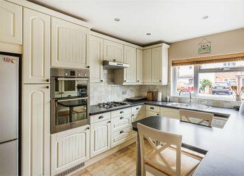 Thumbnail 3 bedroom semi-detached house for sale in Pembroke Avenue, Hersham, Walton-On-Thames, Surrey