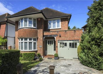 Thumbnail 4 bed detached house for sale in Barham Road, Wimbledon