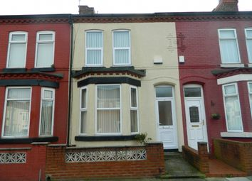 Thumbnail 2 bed terraced house to rent in Cambridge Road, Bootle, Liverpool