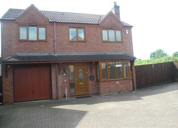 Thumbnail 4 bed property to rent in Wedgwood Close, Desborough, Kettering