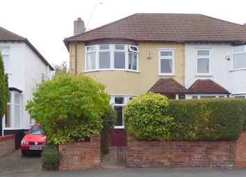 Thumbnail 3 bed semi-detached house for sale in Dinas Lane, Huyton, Liverpool