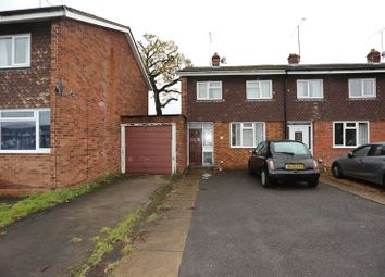 Thumbnail 3 bed terraced house for sale in Howth Drive, Woodley, Reading