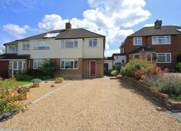 Thumbnail 3 bedroom semi-detached house to rent in Merton Road, Princes Risborough
