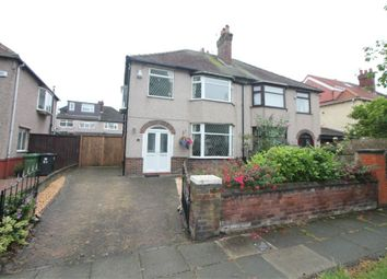 Thumbnail 3 bed semi-detached house for sale in The Northern Road, Liverpool, Merseyside