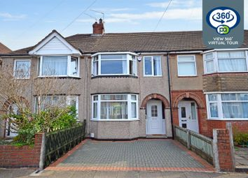 3 bed terraced house for sale in Mile Lane, Cheylesmore, Coventry CV3