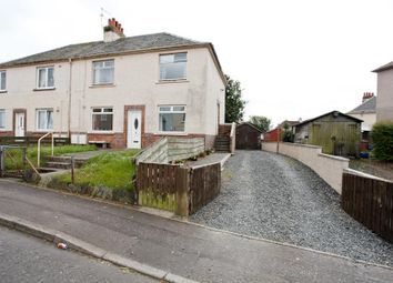 Thumbnail 2 bed flat for sale in Paterson Park, Leslie, Glenrothes