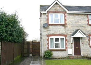Thumbnail 3 bedroom end terrace house to rent in Cwrt Y Cadno, Llantwit Major