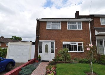 Thumbnail 3 bed semi-detached house to rent in Harvington Road, Oldbury