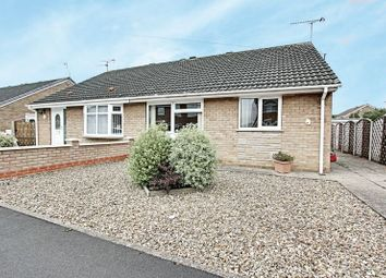 Thumbnail 2 bedroom semi-detached bungalow for sale in Kendal Way, Hull