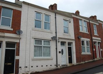 Thumbnail 2 bed flat for sale in Balfour Street, Bensham, Gateshead