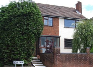 Thumbnail 3 bed detached house for sale in Athol Drive, St. Georges, Telford, Shropshire