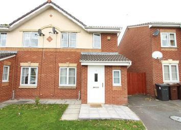 Thumbnail 3 bed semi-detached house for sale in Ruby Close, Litherland, Liverpool