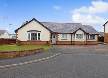 Thumbnail 4 bed detached house for sale in Llain Y Felin, Rhosbodrual, Caernarfon
