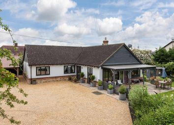 Thumbnail 4 bedroom detached bungalow for sale in Broadway, Bourn, Cambridge