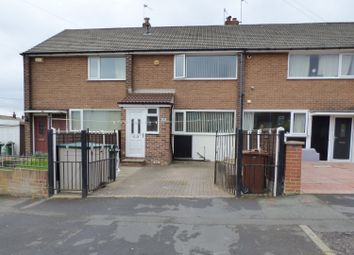 Thumbnail 3 bed town house for sale in Hill Rise Grove, Bramley, Leeds