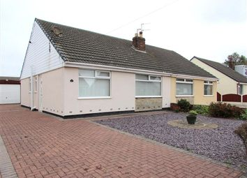 Thumbnail 2 bed bungalow for sale in Berwick Avenue, Thornton Cleveleys