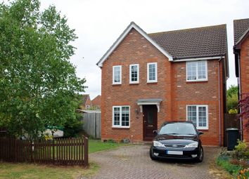 Thumbnail 4 bed detached house for sale in Admiralty Close, Gosport