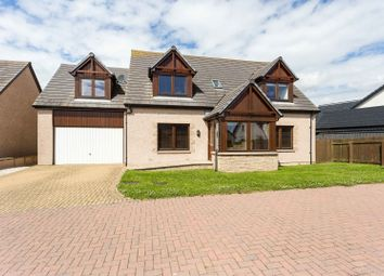 Thumbnail 5 bed detached house for sale in Brae View, Gourdon, Montrose, Angus