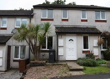 2 bed terraced house to rent in Ford Close, Ivybridge PL21