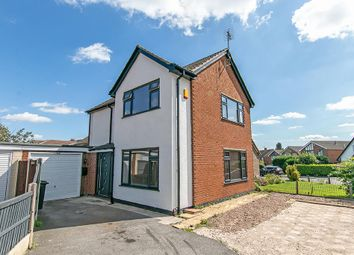 Thumbnail 3 bed detached house for sale in Porchester Road, Mapperley, Nottingham