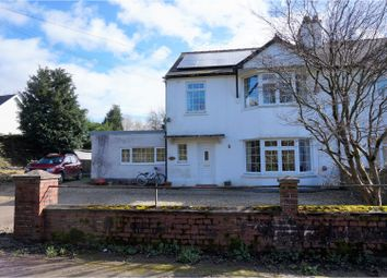 Thumbnail 3 bed semi-detached house for sale in Llanwrda, Llanwrda