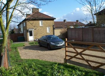 Thumbnail 2 bedroom end terrace house to rent in Selby Green, Carshalton, Surrey