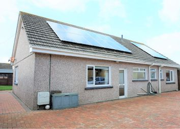 Thumbnail 4 bed detached bungalow for sale in Tolgus Lane, Redruth