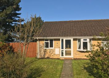2 bed terraced bungalow for sale in Rodbourne Close, Everton, Lymington, Hampshire SO41