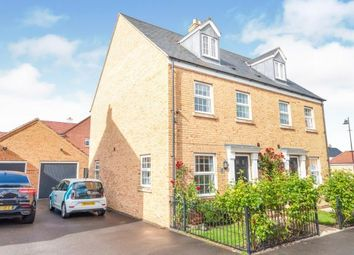 Thumbnail 4 bed semi-detached house for sale in Alder Wynd, Silsoe, Beds, Bedfordshire