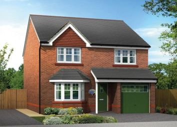 Thumbnail 4 bed detached house for sale in Croxton Lane, Middlewich