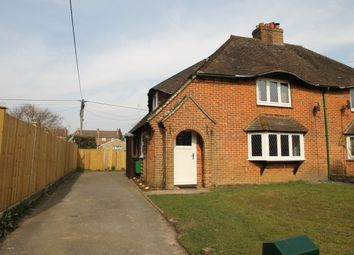 Thumbnail 3 bed property to rent in School Lane, Stedham, Midhurst