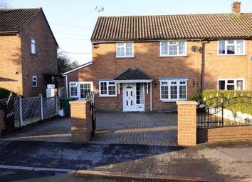 Thumbnail 3 bed semi-detached house for sale in School Lane, Trefonen, Oswestry