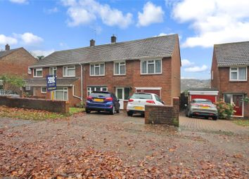 Thumbnail 4 bed semi-detached house for sale in Lords Wood Lane, Lordswood, Kent