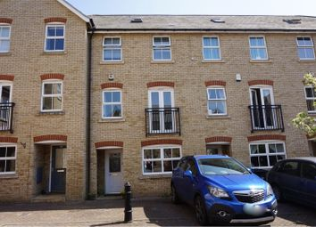 Thumbnail 4 bed town house for sale in Durand Lane, Dunmow