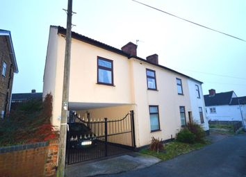 Thumbnail 4 bed semi-detached house for sale in Chapel Street, Newhall, Swadlincote