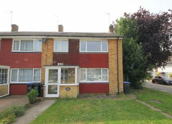 Thumbnail 3 bedroom end terrace house for sale in Hydefield Close, London