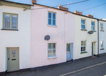 Thumbnail 3 bed terraced house for sale in Dean Street, Crediton