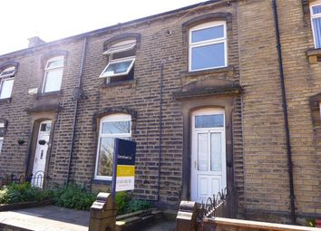 Thumbnail 3 bedroom terraced house to rent in Chapel Terrace, Huddersfield, West Yorkshire