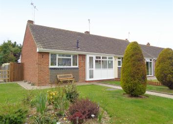 Thumbnail 1 bed terraced bungalow for sale in Warwick Close, Nyetimber, Bognor Regis