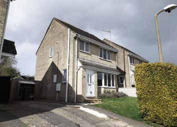 Thumbnail 3 bedroom detached house for sale in Longtree Close, Tetbury, Gloucestershire
