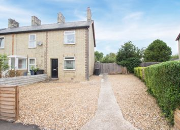 Thumbnail 2 bed end terrace house for sale in New Road, Sawston, Cambridge