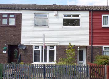 Thumbnail 3 bedroom terraced house for sale in Darwen Court, Hemlington, Middlesbrough