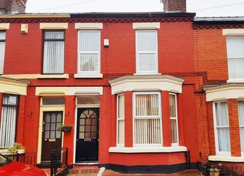 Thumbnail 4 bed terraced house for sale in Hollybank Road, Mossley Hill, Liverpool